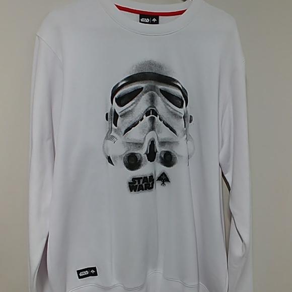 Lrg Other - Star Wars LRG stormtrooper sweatshirt sz XL